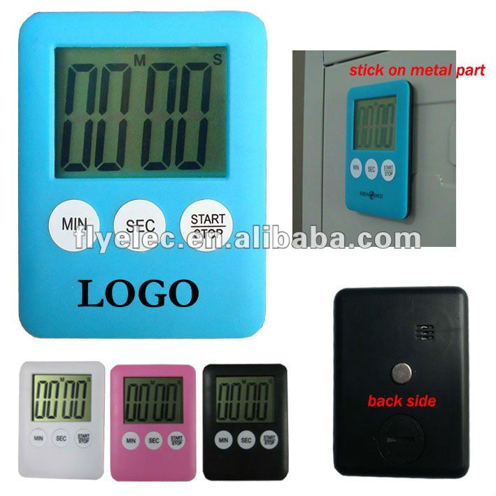 Mini timer da cucina digitale temporizzatore della cucina - Timer da cucina ...