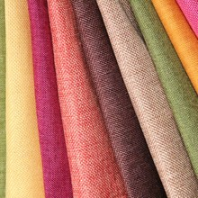 Linen curtain fabric linen fabric for bedding and curtains