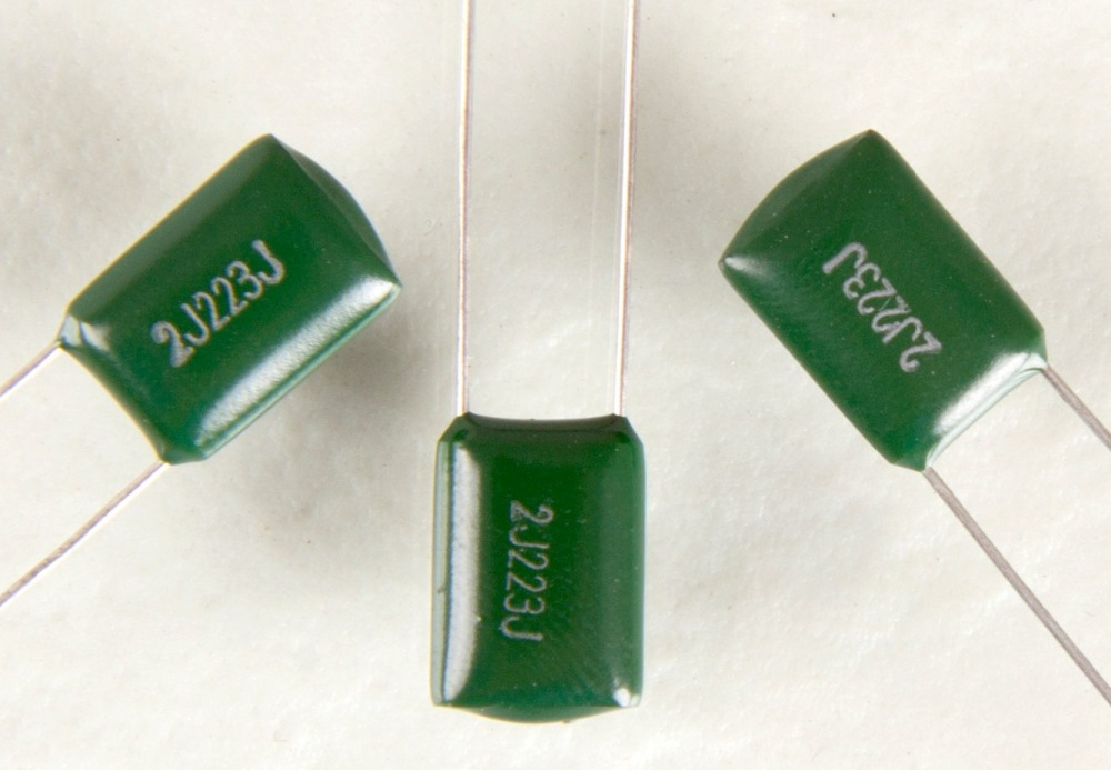 dc low pulse circuit polyester film mylar capacitor cl11 2a104j price