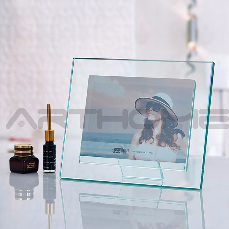 handmade family all of kind of transparent photo frame