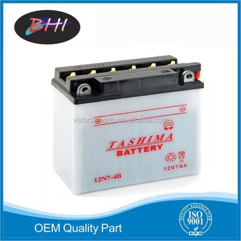 High quality motorcycle gel battery