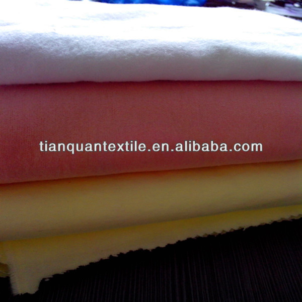 100% cotton yellow red white color dyed woven flannel cleaning cloth duster cloth