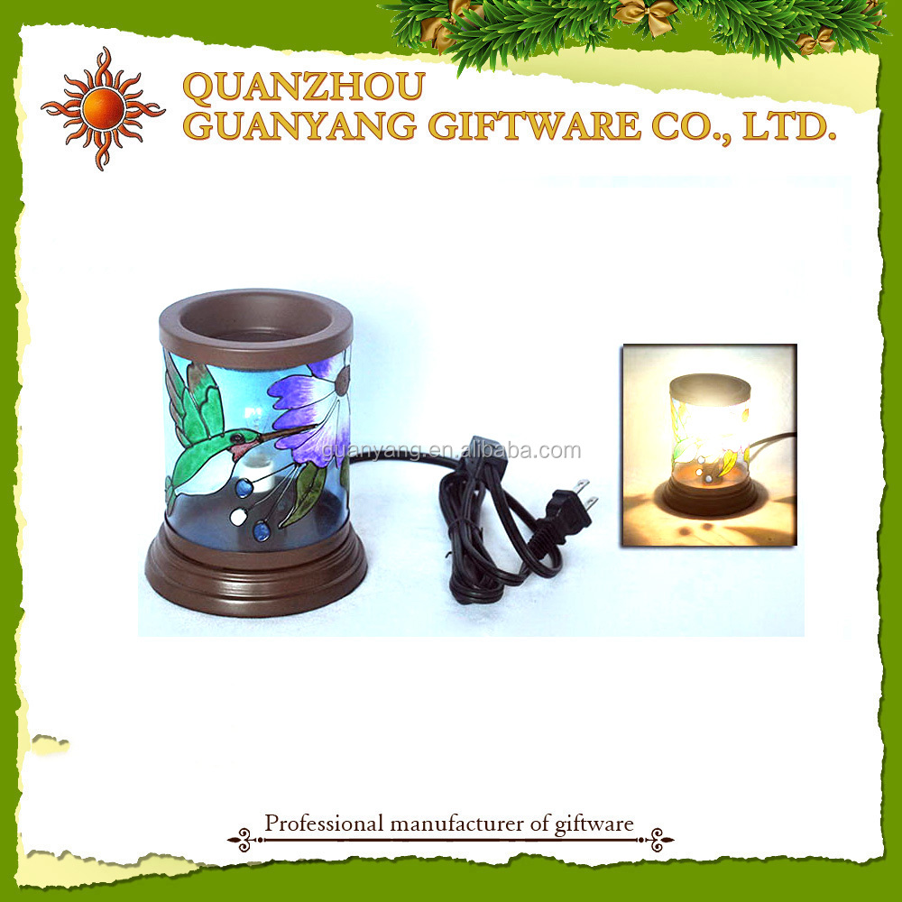 Metal essential oil burner Aroma Lamp