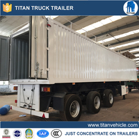 3 Axle 40 Ton Bulk Grain