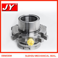 JY Top Quality Duo-Cone Ptfe Gasket / Ptfe Kevlar Corner Mechanical Seal