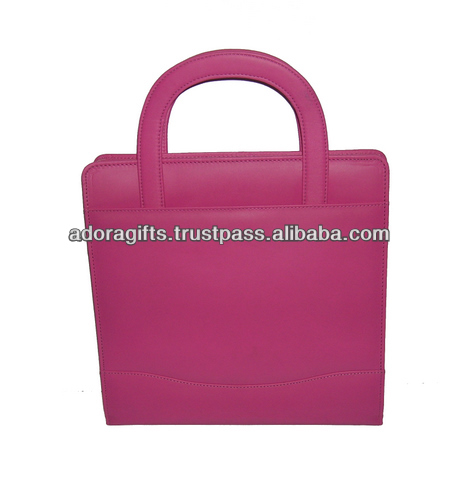 3 ring decorative binders for business use / india supplier binders 3 ring folders / pink leather 3 ring binders portfolios