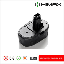 2017 new latest cheap price power tool battery 18v 1.3Ah