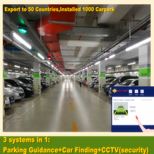 vehicle occupancy detection Parking Guidance System