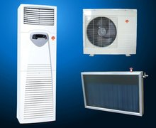 floor standing hybrid solar air conditioner price