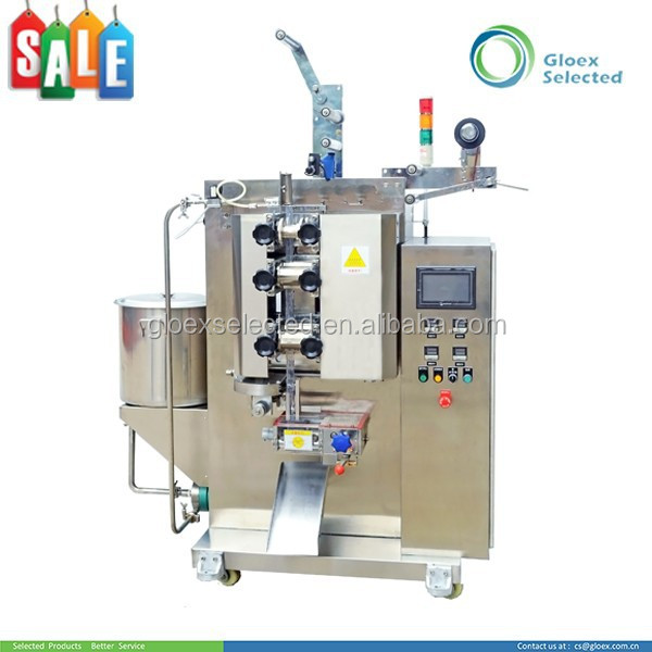 Roller Pressing Type automatic sachet sugar/coffee/salt/flour/powder forming filling sealing packing machine