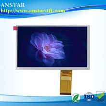 Automotive Display 800x480 TFT ANSTAR 8 inch LCD Panel Module AS080LJ01CW-30B