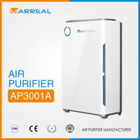 Health care green air purifier ionizer
