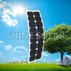 50w Sunpower cell solar panel for marine 100W folding solar panel kit