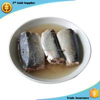 Cheap Canned Fish in Water for Chile Wholesale Best Quality Mackerel Fish in Brine
