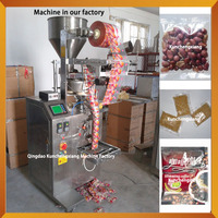Automatic plastic bag 500g sugar packing machine