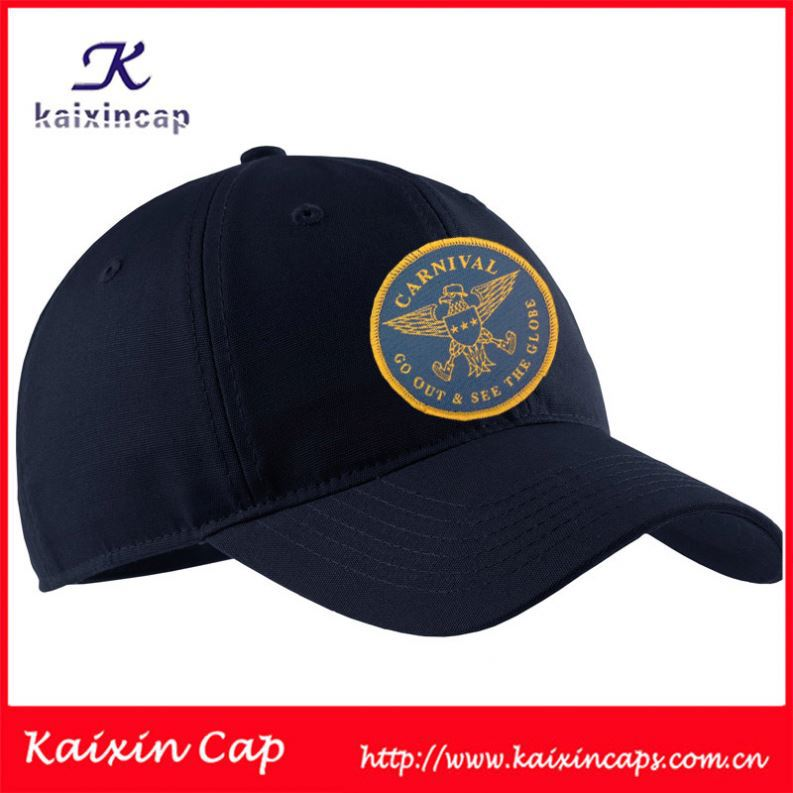 OEM and ODM outline in 3d embroidery baseball cap