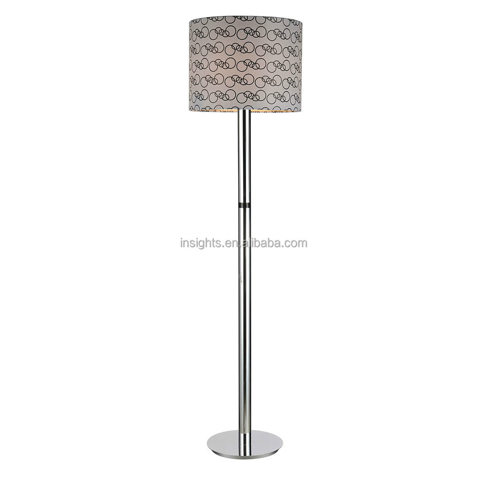 Contemporary adjustable standing downlight floor lamp with for Downlight floor lamps