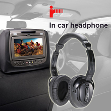ISO certified companies manufacturers car dvd wireless headphones
