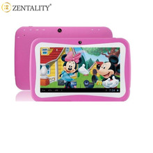 Tablet pc quad core cpu tech pad brilliant 7 inch android tablet