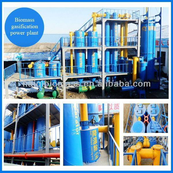 Full automatic Top quality outdoor power plant contractor for sale