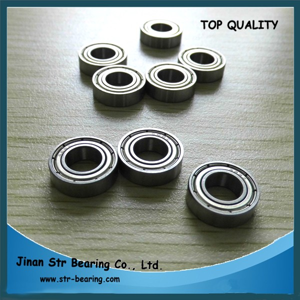 8*16*4mm Sealed Miniature Ball Bearing 688RS stainless steel ball bearing skate shoes bearing