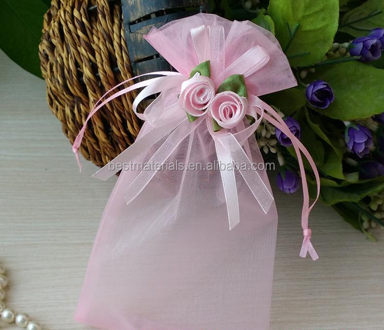 Organza gift bag / Organza gift bags for wedding / Premium ORGANZA Wedding Favour GIFT BAGS Jewellery Pouches