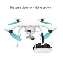 Newest Ehang Ghost Drone 2.0 VR With 4K Camera 3D Gimbal Ehang Ghost Aerial Camera Quadcopter Smartphone WiFi Control