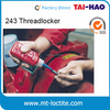 Free samples loctit 243 threadlocker glue - acrylic adhesive anaerobic adhesive glue - loctit 243 anaerobic adhesives sealants