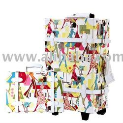 [EDDAS] ETHOS VINTAGE LUGGAGE BAG (WORKGIRL) 2011 New Style luggage bag / travel bag / trolley bag / carry-on bag suitcase