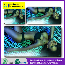 Hot sell custom made sublimation rubber girl photo sex gel mouse pad