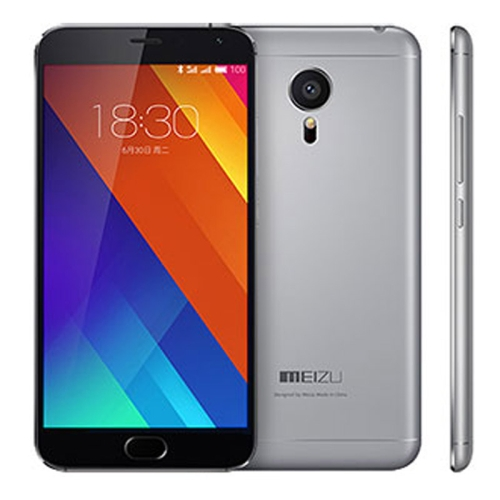 MEIZU MX5 BEST 5.5INCH PHONE Capacitive Screen Flyme 4.5 Smart Phone, Helio X10 Turbo Octa Core 2.2GHz, ROM: 32GB PHONES