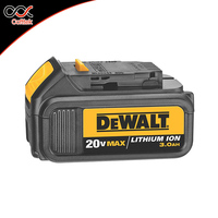cordless drill battery Dewalt 20v li-ion 4000mah Replacement power tool battery for rechargeable battery Dewalt DCB200