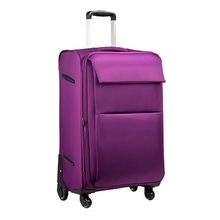 Stocklot Overstock joblots polyester trolley luggage, surplus overrun excess inventory fabric wheeled travel bag suitcase set