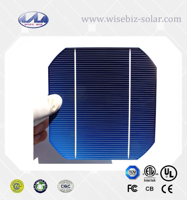 Top sales 6x6 monocrystalline solar cells