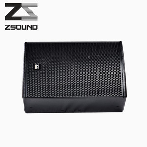 Zsound 400w Pro stage M12 monitor audio speakers