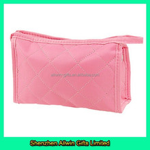 Small Pouch Women Pink Makeup Case
