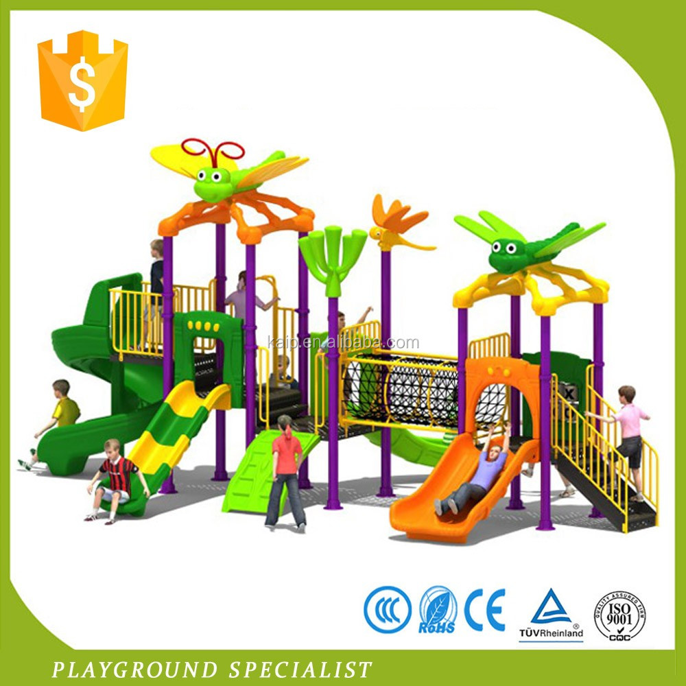 High Quality Cheap Kids Entertainment Outdoor Playground Play Gym Equipment