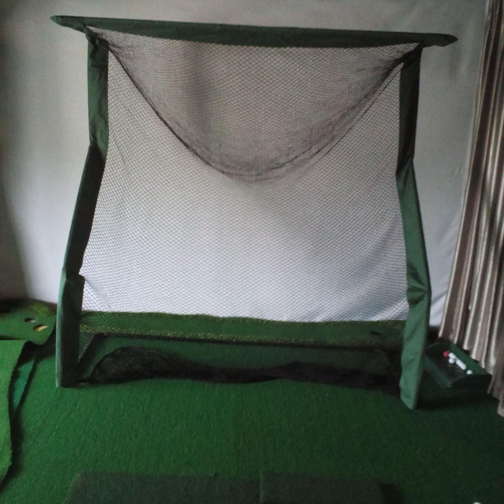 golf net for multiple sports, Golf /Baseball/ Bow/ Baseball/Softball Portable Net golf cage,