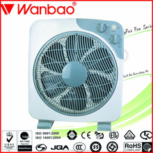 Classic design 14 Inch Lovely Box Fan with timer function