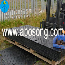 low price Composite trailer track mat/Snowmobile Trailer Track Mat/Portable Roadway Systems