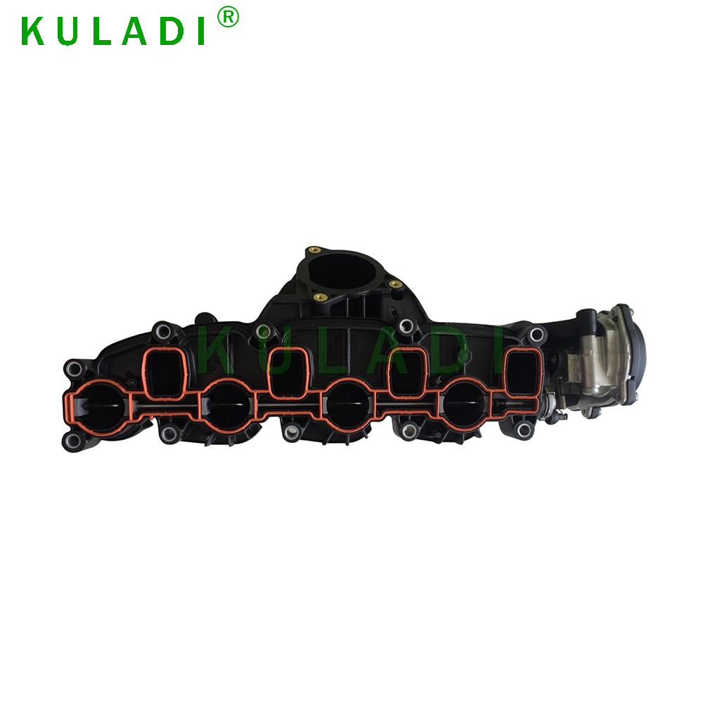 Plastic Auto Engine Air Intake Manifold fit for AUDI A4 A5 Q5 VW SEAT SKODA Exeo GOLF PASSAT 2.0 TDI DIESEL 03L129711AG
