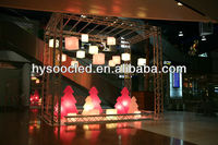 stage decoration ideas programmable led christmas lights tree