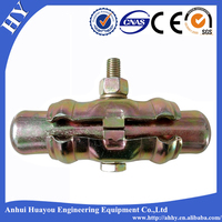 Chinese scaffold Hydraulic pressure steel plate butt joint pin