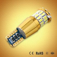 2017 hot selling car led light t10 5730 6smd Canbus interior light
