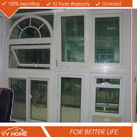 Different Types of Aluminum Window With Arch Top