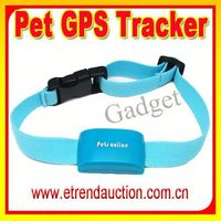 waterproof ip65 mini pet Dog Tracker Can Interchange GPRS GPS GSM Dog animal Tracker