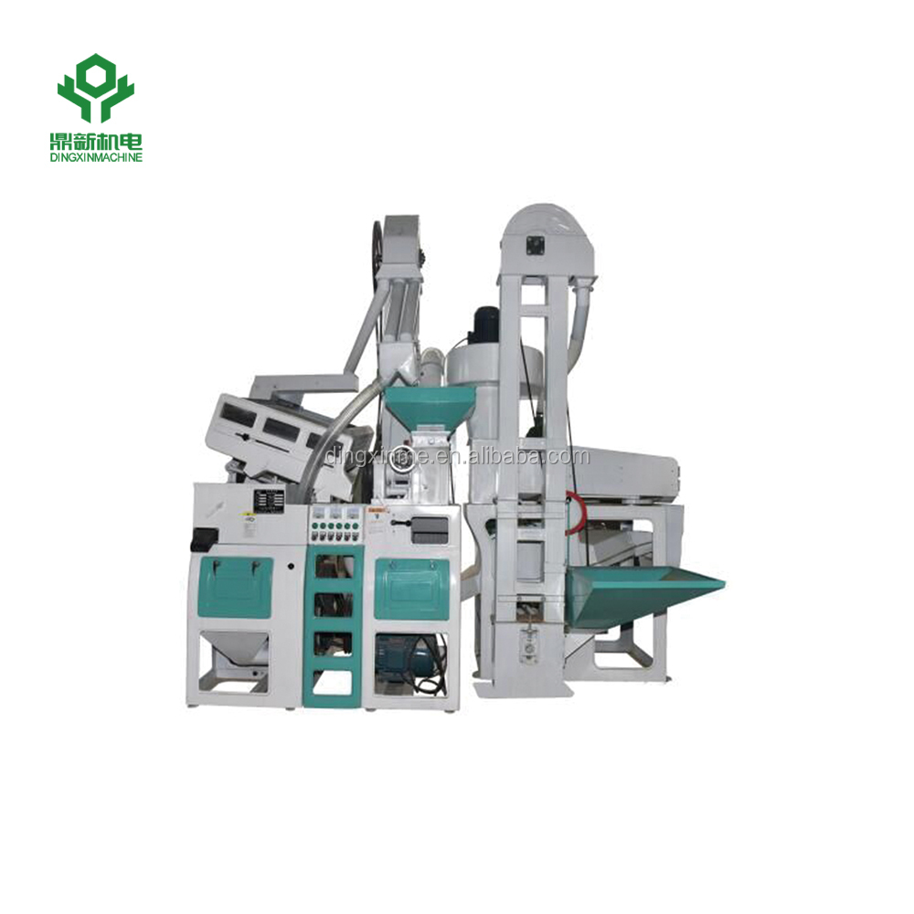 1T Combined Rice Mill Machine Price Philippines