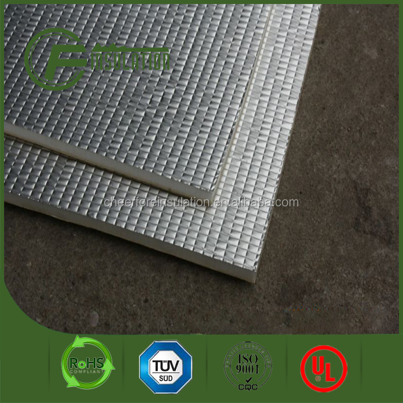 Building Materials Reflective Close Cell Pe Foam