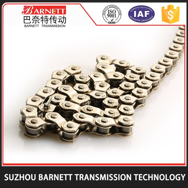 Cheap Special half-link design DL710/HL710 single speed bike chain for street & fixed bike