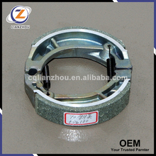 CG70 brake shoe and motorcycle brake shoe